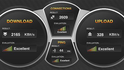 自宅からのネット接続