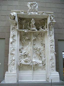 ロダン『地獄の門』