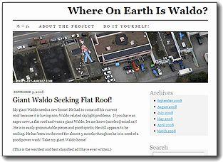 ウォーリーを探せ